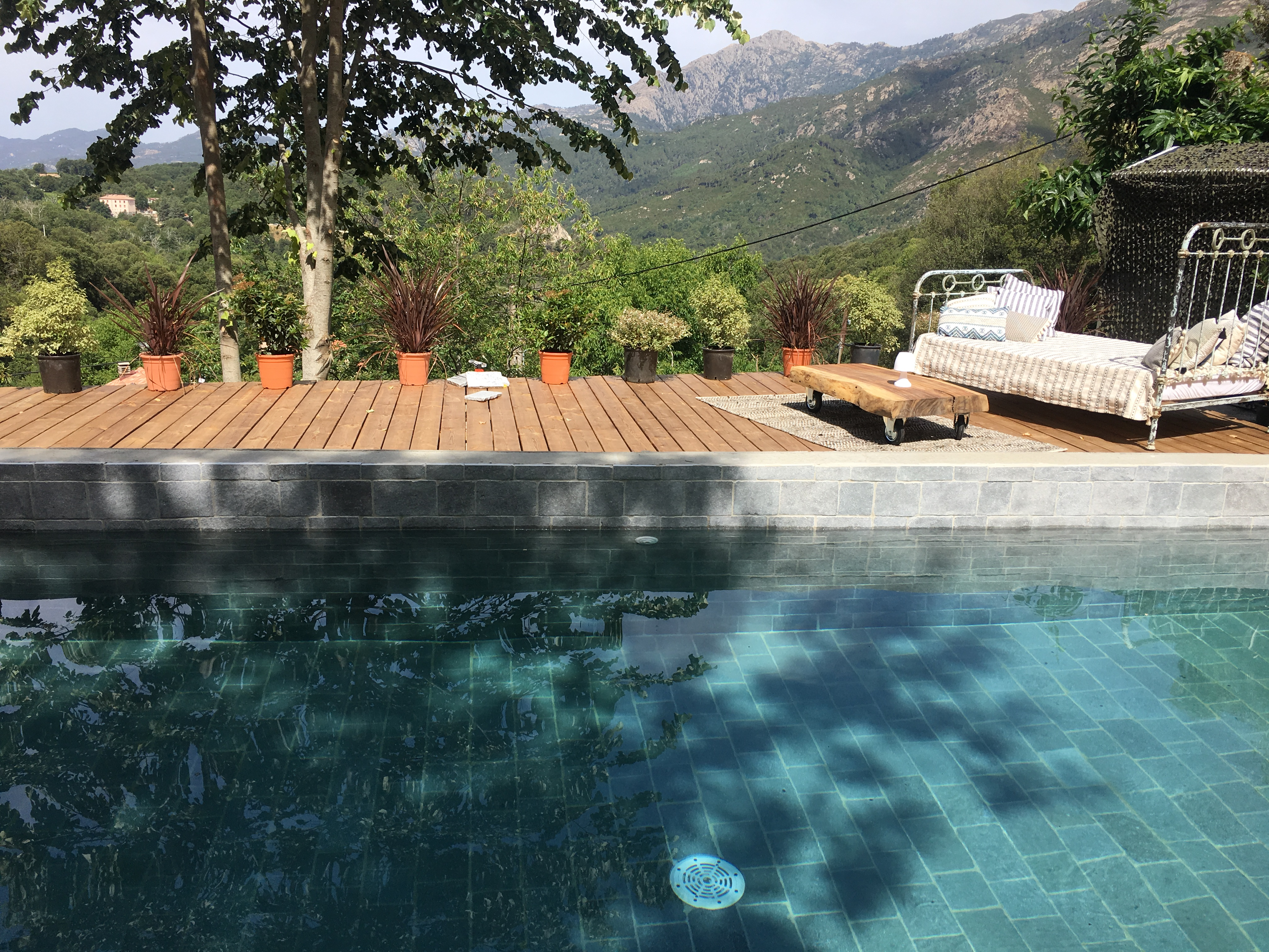 Bed and Breakfast in Bocognano, Corsica