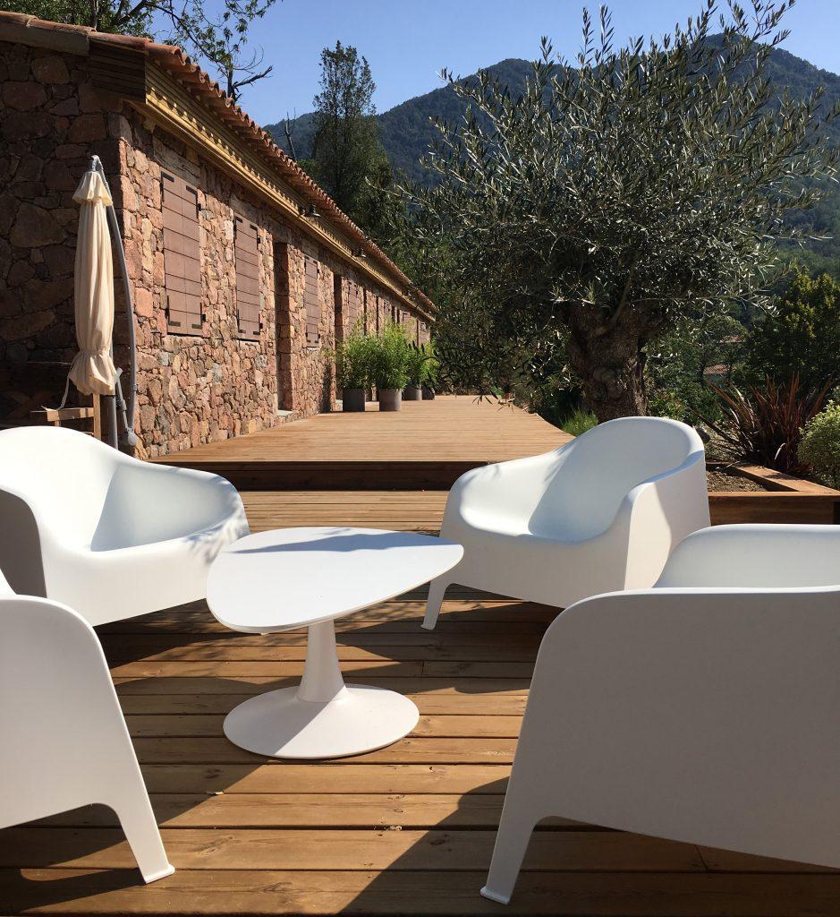 Réserver votre chambre d'hotes en Corse avec la Casa Santa Lucia
