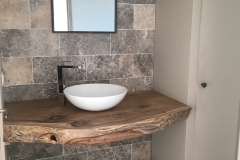 Salle de bain à l'italienne - Corsica