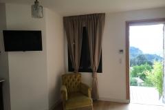 Suite Santa Lucia - Vue sur la vallée de Bocognano