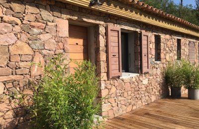 Maison de charme en Corse du Sud à Bocognano